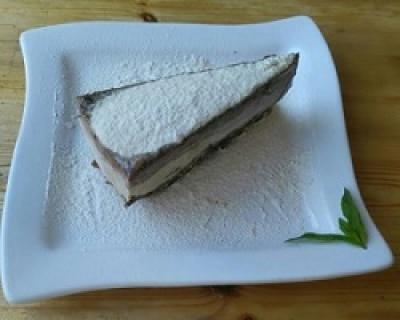 עוגת גבינה מאגוזי קשיו